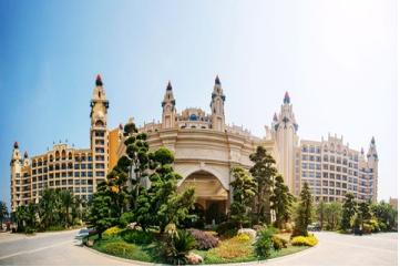珠(zhu)海橫琴長(chang)隆大酒店(dian)